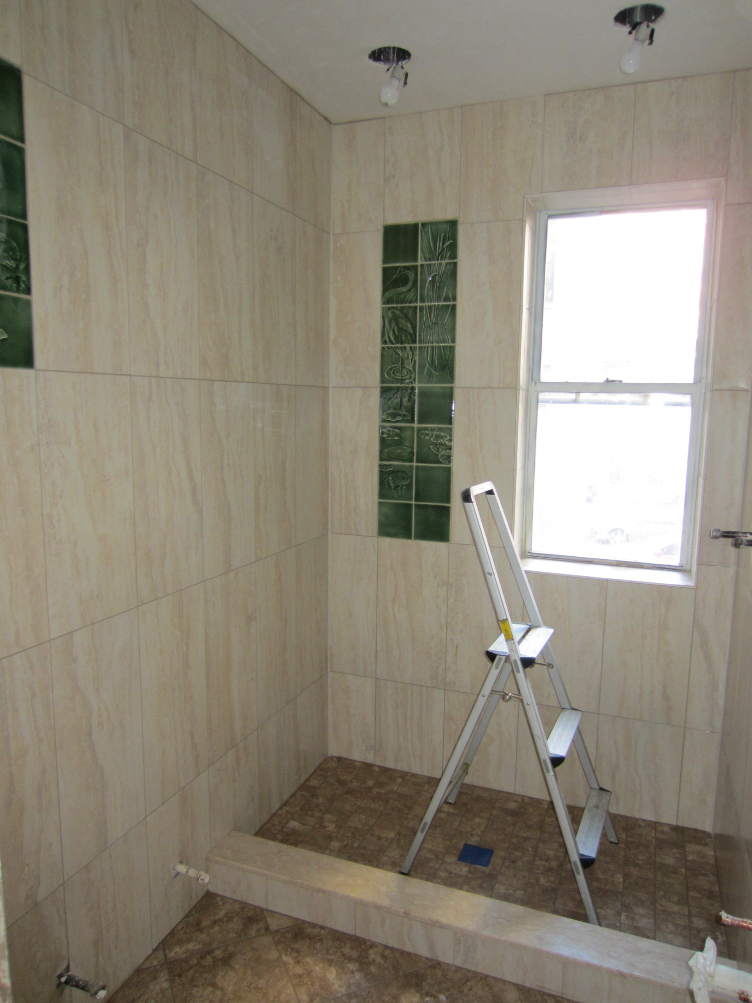 bathrooms remodeling boston before during boston bathroom remodel