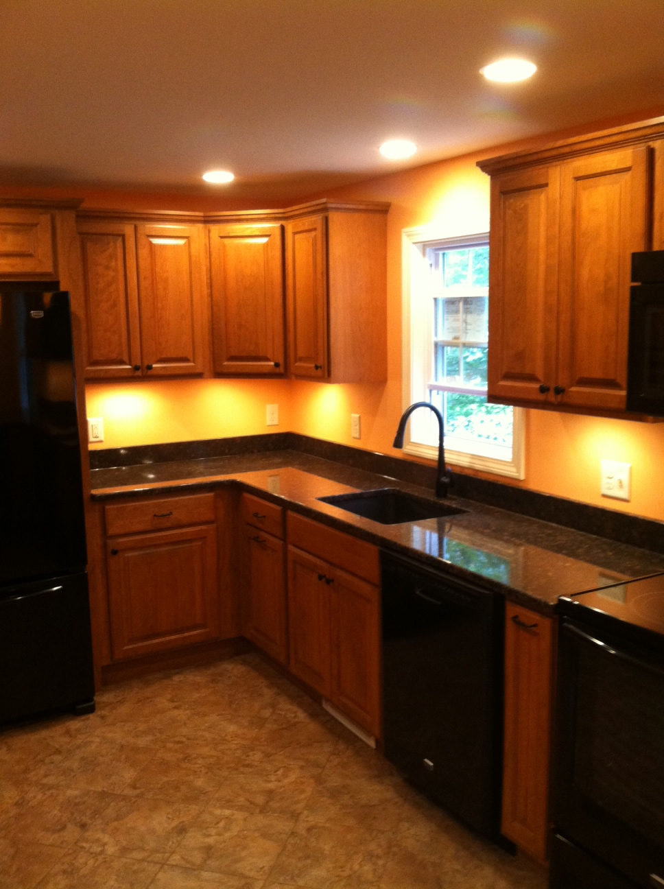 Kitchen Remodel in North Andover, MA by TPM Construction