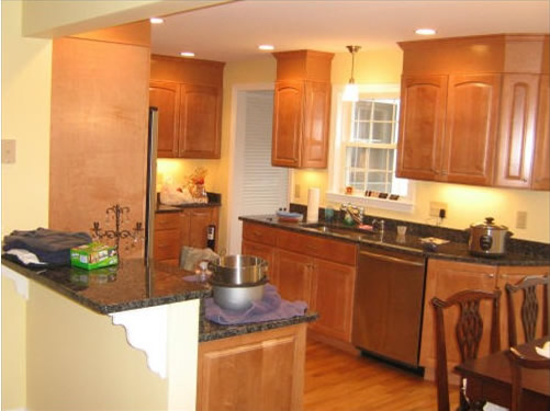 New Kitchen in Wenham, MA, by TPM Construction, Salem, New Hampshire